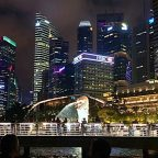 Singapore Abend  & Nacht-Tour – Mein Schiff